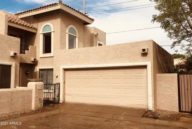 5812 N 12TH Street #28, Phoenix, AZ 85014 (MLS #6221283) :: ASAP Realty