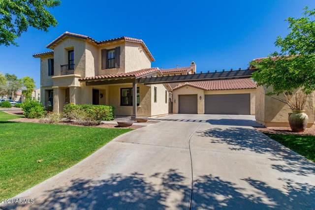 20832 W Main Street, Buckeye, AZ 85396 (MLS #6221286) :: Long Realty West Valley