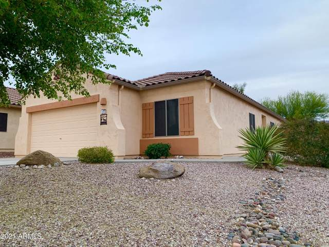 10658 E Bluebird Mine Court, Gold Canyon, AZ 85118 (MLS #6221308) :: Yost Realty Group at RE/MAX Casa Grande