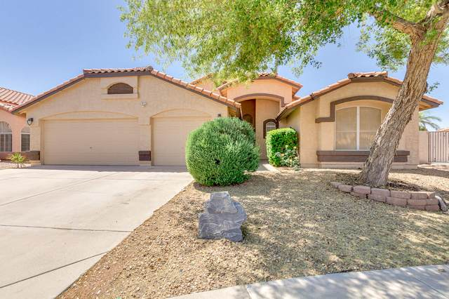 1102 S Brentwood Place, Chandler, AZ 85286 (MLS #6221310) :: The Everest Team at eXp Realty