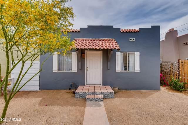 905 E Mckinley Street #4, Phoenix, AZ 85006 (MLS #6221321) :: Yost Realty Group at RE/MAX Casa Grande