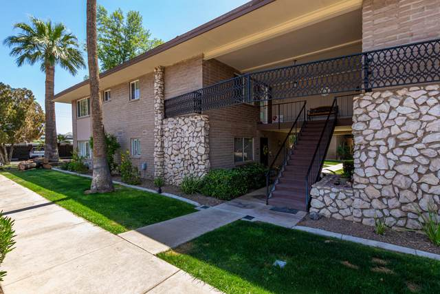 1901 E Missouri Avenue #212, Phoenix, AZ 85016 (MLS #6221350) :: Service First Realty