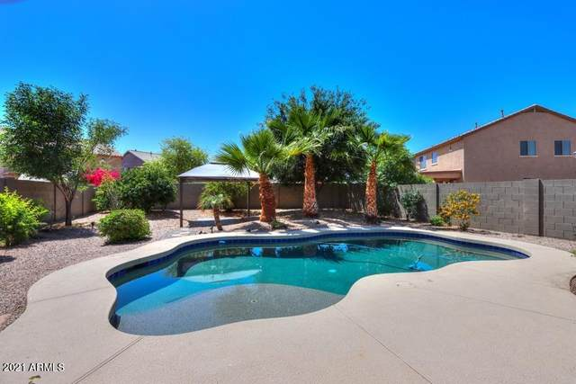 44009 W Lindgren Drive, Maricopa, AZ 85138 (MLS #6221354) :: Yost Realty Group at RE/MAX Casa Grande