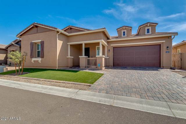 1423 E Gwen Street, Phoenix, AZ 85042 (MLS #6221356) :: The Carin Nguyen Team