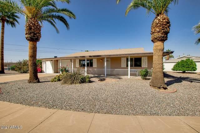 12067 N Saint Annes Drive, Sun City, AZ 85351 (MLS #6221361) :: Midland Real Estate Alliance