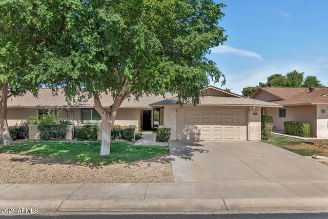 18606 N 130TH Avenue, Sun City West, AZ 85375 (MLS #6221362) :: Dijkstra & Co.