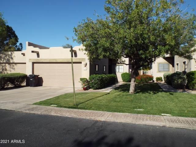 5445 E Mckellips Road #25, Mesa, AZ 85215 (MLS #6221380) :: Dijkstra & Co.