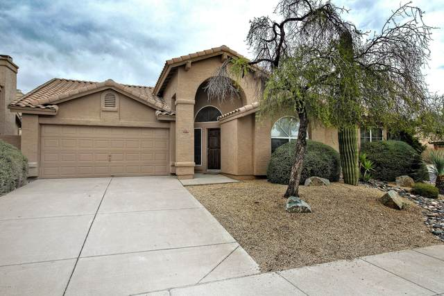 9190 E Kimberly Way, Scottsdale, AZ 85255 (MLS #6221383) :: The Riddle Group