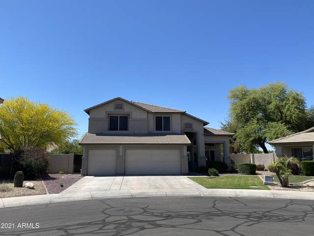 583 W Weatherby Place, Chandler, AZ 85286 (MLS #6221385) :: The Carin Nguyen Team