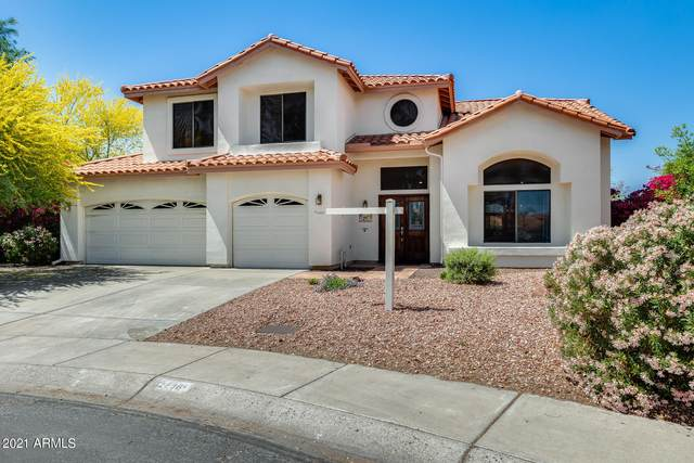 12436 N 56TH Drive, Glendale, AZ 85304 (MLS #6221389) :: The Everest Team at eXp Realty