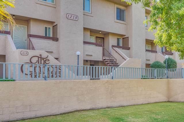 1215 E Lemon Street #204, Tempe, AZ 85281 (MLS #6221393) :: The Carin Nguyen Team