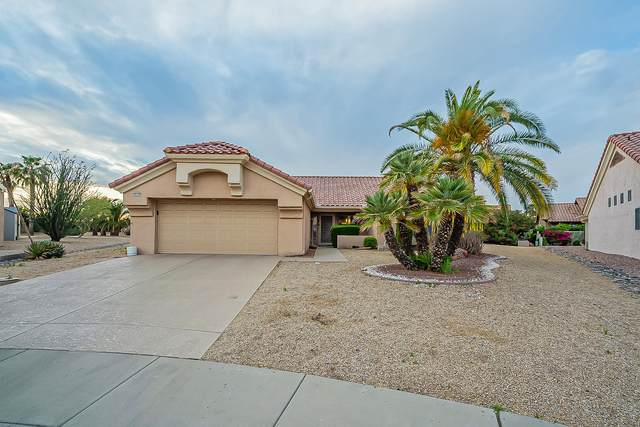 16172 W Sentinel Drive, Sun City West, AZ 85375 (MLS #6221419) :: Service First Realty