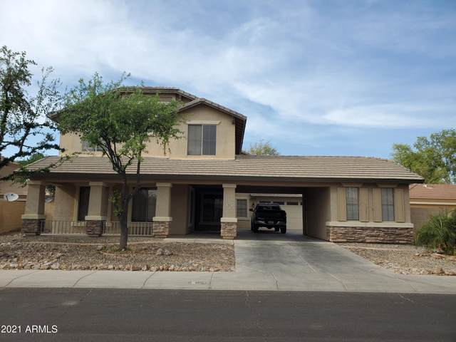 3810 E Esplanade Avenue, Gilbert, AZ 85297 (MLS #6221425) :: Dijkstra & Co.