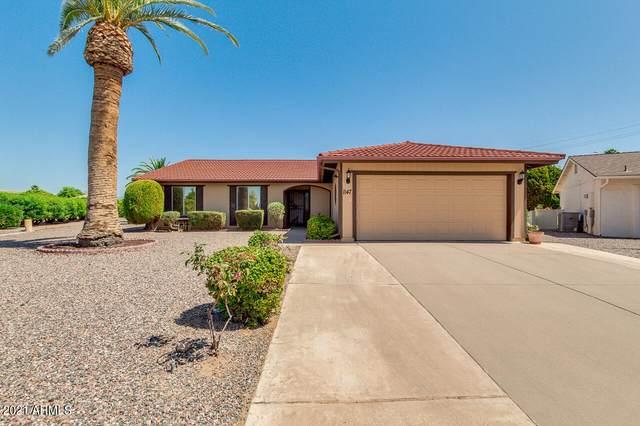 1147 S 81ST Way, Mesa, AZ 85208 (MLS #6221435) :: Dijkstra & Co.