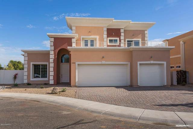 24515 N 44th Lane, Glendale, AZ 85310 (MLS #6221439) :: TIBBS Realty