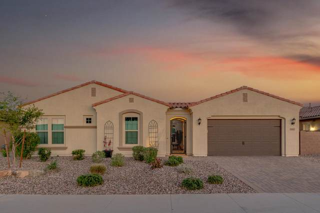 7437 S Portland Court, Gilbert, AZ 85298 (MLS #6221442) :: Openshaw Real Estate Group in partnership with The Jesse Herfel Real Estate Group