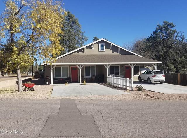 701 S Meadow Street, Payson, AZ 85541 (MLS #6221476) :: The Newman Team