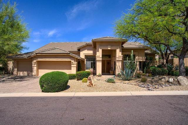 11744 E Sand Hills Road, Scottsdale, AZ 85255 (MLS #6221488) :: The Carin Nguyen Team