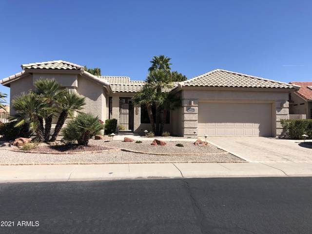 5653 S Amberwood Drive, Chandler, AZ 85248 (MLS #6221498) :: Service First Realty