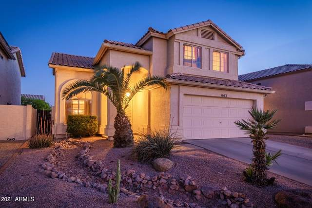 1663 W Stanford Avenue, Gilbert, AZ 85233 (MLS #6221499) :: The Everest Team at eXp Realty