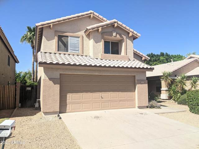 4140 E Coolbrook Avenue, Phoenix, AZ 85032 (MLS #6221503) :: Service First Realty