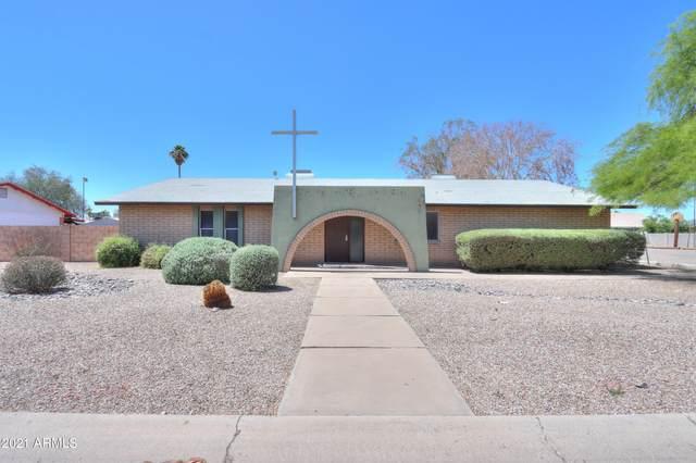 545 E Palm Park Boulevard, Casa Grande, AZ 85122 (MLS #6221504) :: Service First Realty