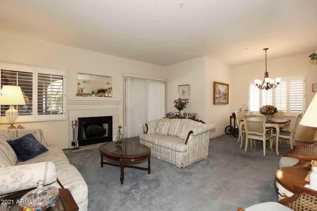 15050 N Thompson Peak Parkway #1006, Scottsdale, AZ 85260 (MLS #6221509) :: Yost Realty Group at RE/MAX Casa Grande