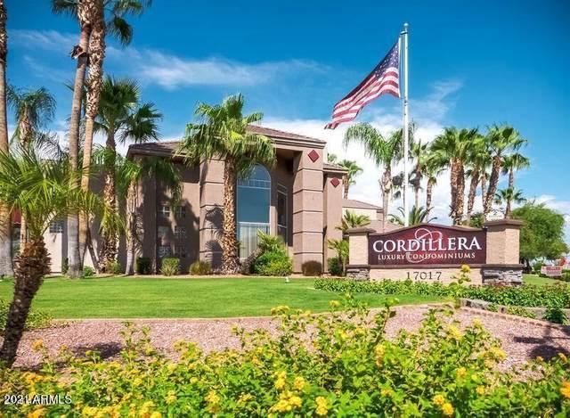 17017 N 12TH Street #1109, Phoenix, AZ 85022 (MLS #6221513) :: Yost Realty Group at RE/MAX Casa Grande