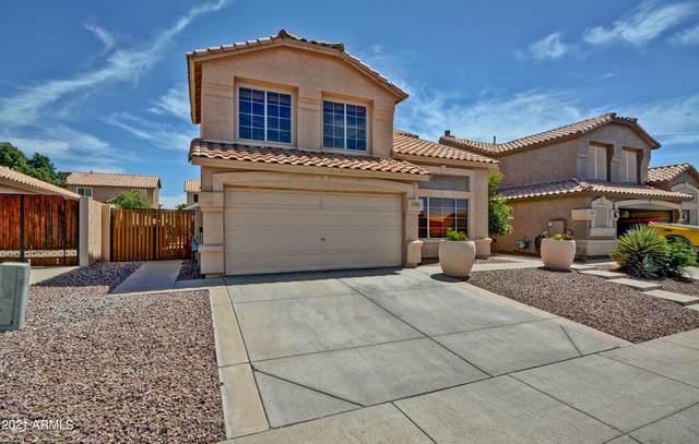 1705 E Yukon Drive, Phoenix, AZ 85024 (MLS #6221520) :: Service First Realty