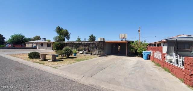 2808 W Minnezona Avenue, Phoenix, AZ 85017 (MLS #6221521) :: Dijkstra & Co.