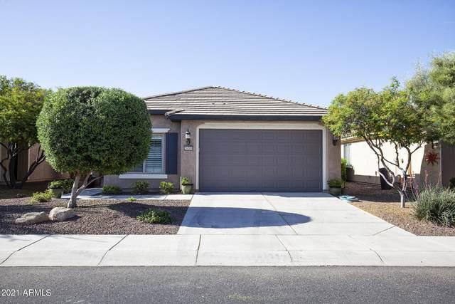 26509 W Ross Avenue, Buckeye, AZ 85396 (MLS #6221523) :: The Luna Team
