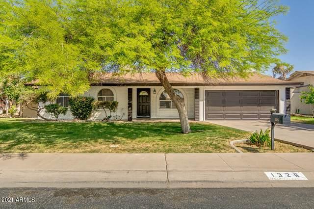 1326 W Ivanhoe Street, Chandler, AZ 85224 (MLS #6221526) :: Dijkstra & Co.