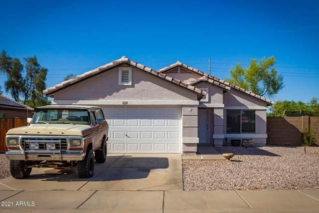 15818 W Woodlands Avenue, Goodyear, AZ 85338 (MLS #6221527) :: My Home Group