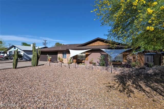 2009 N 68TH Street, Scottsdale, AZ 85257 (MLS #6221531) :: Yost Realty Group at RE/MAX Casa Grande