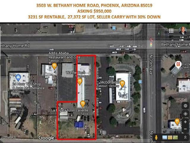 3503 W Bethany Home Road, Phoenix, AZ 85019 (MLS #6221536) :: Dijkstra & Co.