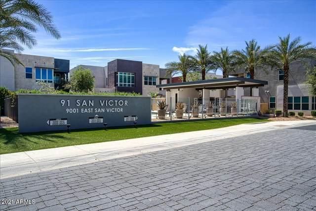 9001 E San Victor Drive #1026, Scottsdale, AZ 85258 (MLS #6221544) :: Dave Fernandez Team | HomeSmart