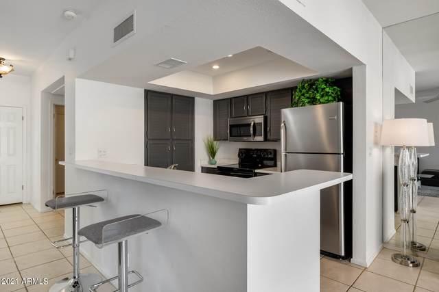 9705 E Mountain View Road #1126, Scottsdale, AZ 85258 (MLS #6221557) :: Service First Realty