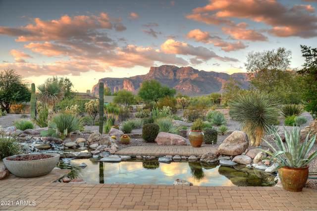 6330 E Flat Iron Loop, Gold Canyon, AZ 85118 (MLS #6221570) :: Service First Realty