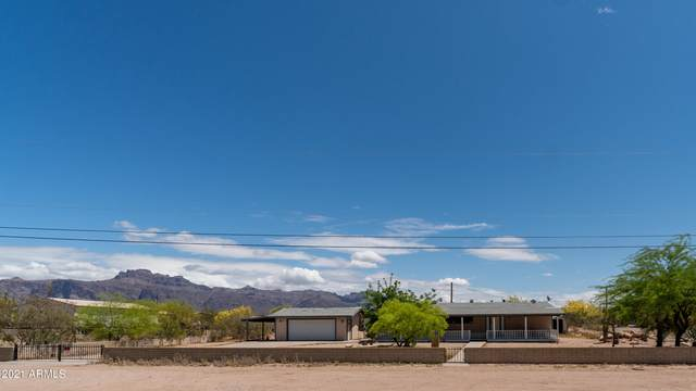 2551 S Cortez Road, Apache Junction, AZ 85119 (MLS #6221575) :: Howe Realty