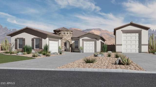 0 N Royce C, Queen Creek, AZ 85142 (#6221588) :: Long Realty Company