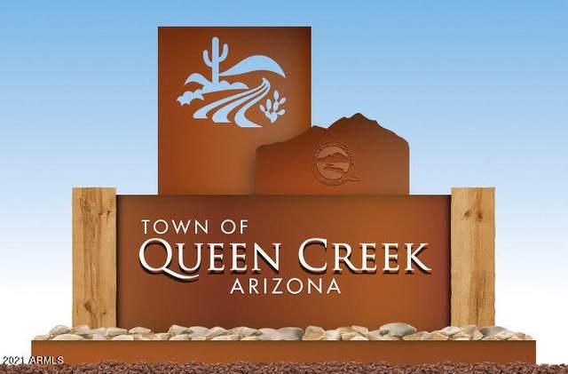 0 E Rolls Road, Queen Creek, AZ 85142 (MLS #6221590) :: Keller Williams Realty Phoenix