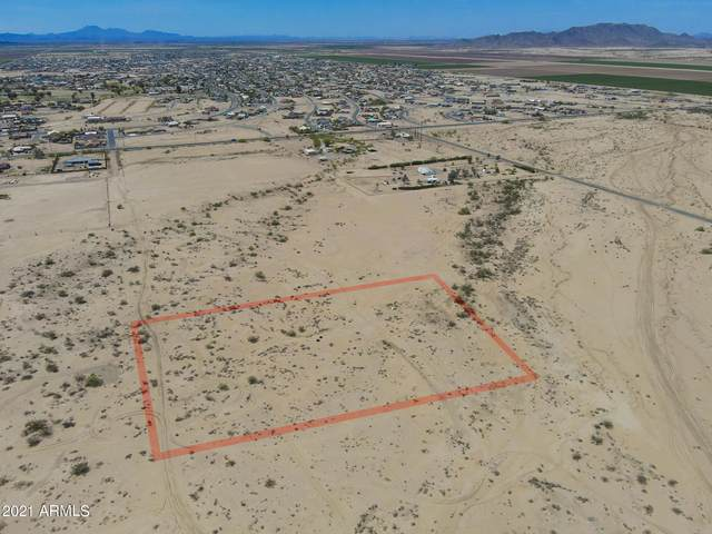 0 Silver Bell Road, Arizona City, AZ 85123 (MLS #6221594) :: Yost Realty Group at RE/MAX Casa Grande