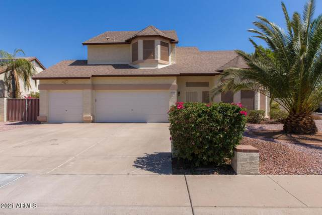 7710 W Brown Street W, Peoria, AZ 85345 (MLS #6221603) :: The Carin Nguyen Team