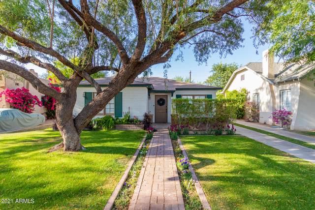 322 W Vernon Avenue, Phoenix, AZ 85003 (MLS #6221627) :: Yost Realty Group at RE/MAX Casa Grande