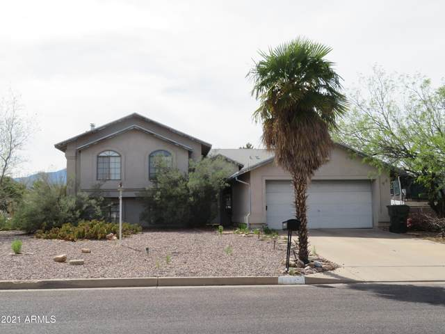3132 S Player Avenue, Sierra Vista, AZ 85650 (MLS #6221631) :: The Property Partners at eXp Realty