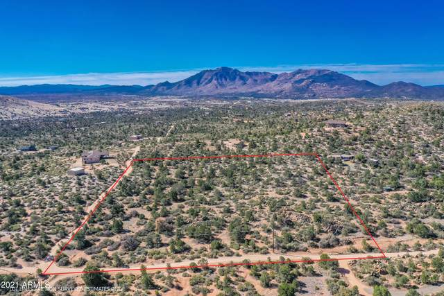 0 Road 2 South, Prescott, AZ 86305 (MLS #6221650) :: The Carin Nguyen Team
