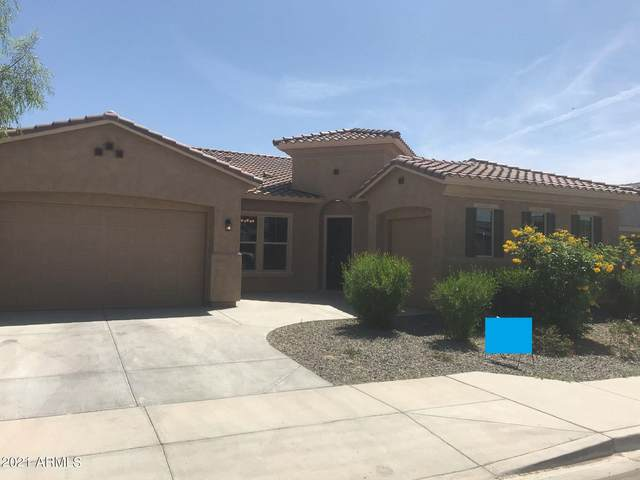 5103 N 190TH Drive, Litchfield Park, AZ 85340 (MLS #6221654) :: The Property Partners at eXp Realty