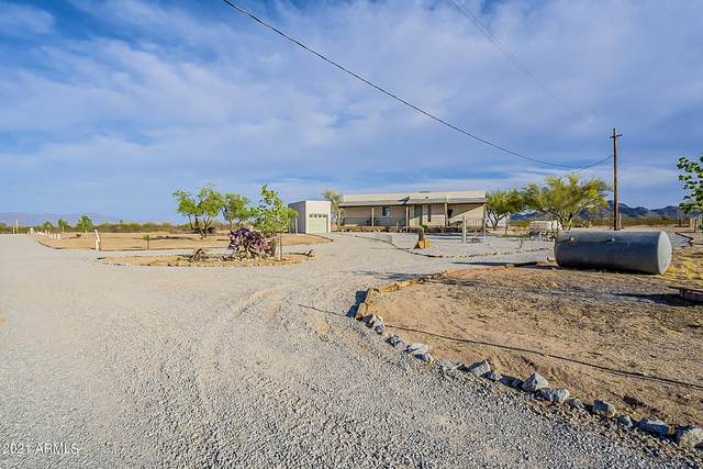 24436 S 191st Avenue, Buckeye, AZ 85326 (MLS #6221667) :: The Property Partners at eXp Realty