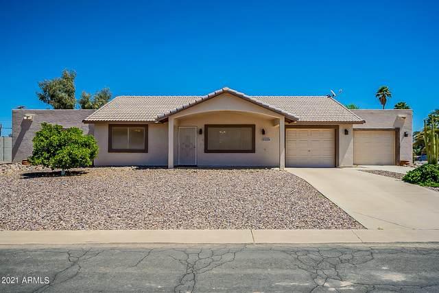 8994 W Madero Drive, Arizona City, AZ 85123 (MLS #6221669) :: Midland Real Estate Alliance