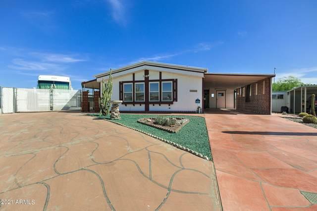 7363 E Balmoral Avenue, Mesa, AZ 85208 (MLS #6221671) :: The Dobbins Team